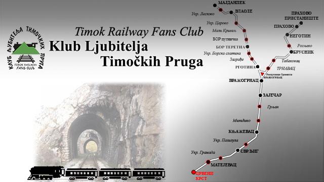Dobrodosli Na Veb Prezentaciju Kluba Ljubitelja Timockih Pruga